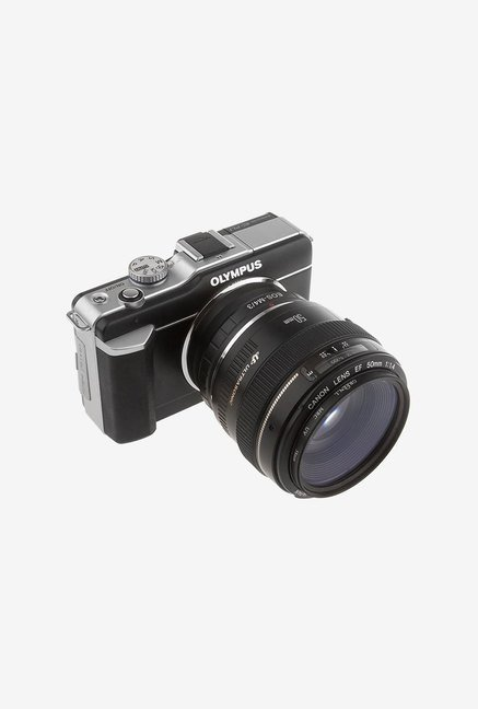 Neewer 10023806 Lens Mount Adapter For Canon Eos (Black)