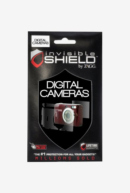ZAGG InvisibleShield for Sony Cybershot Dsc W80 (Clear)