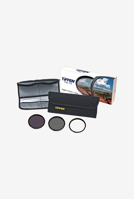 Tiffen 46DIGEK3 46mm Digital Essentials Filter Kit