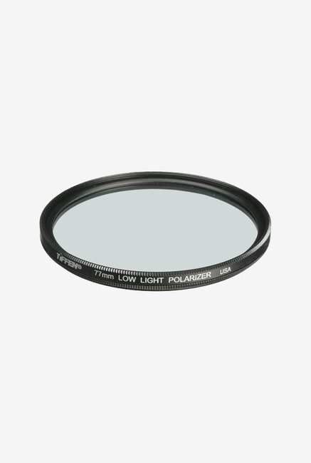 Tiffen 46mm Low Light Linear Polarizer Filter (Black)