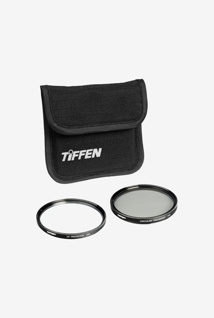 Tiffen 46PTP 46mm Photo Twin Pack (UV and CPL)
