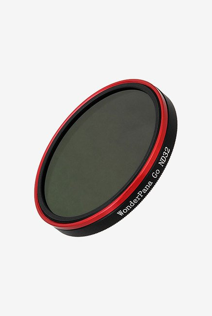 Fotodiox WPGT-Fltr53mm-ND32 Filter Adapter (Black)