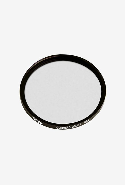 Tiffen 49GG1 49mm Glimmer Glass 1 Filter (Black)