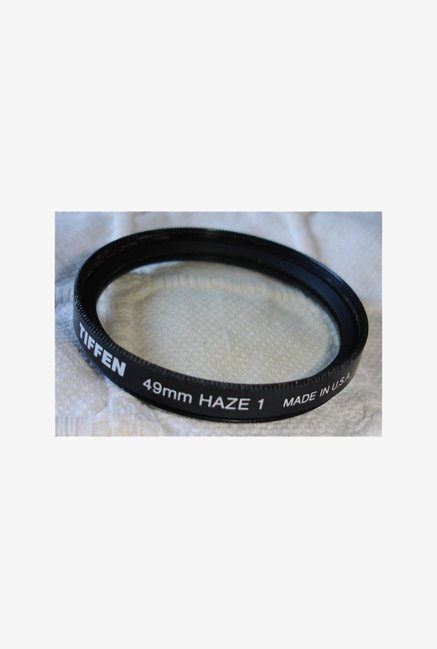 Tiffen 49HZE 49mm Haze-1 Filter (Black)