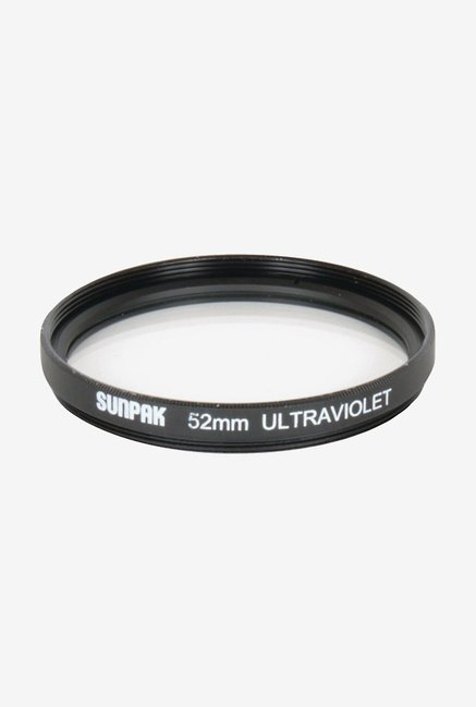 Sunpak Cf-7032-Uv Camera Filter (Black)
