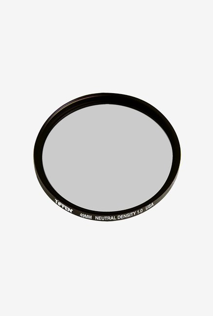 Tiffen 49ND10 49mm Neutral Density 1.0 Filter (Black)