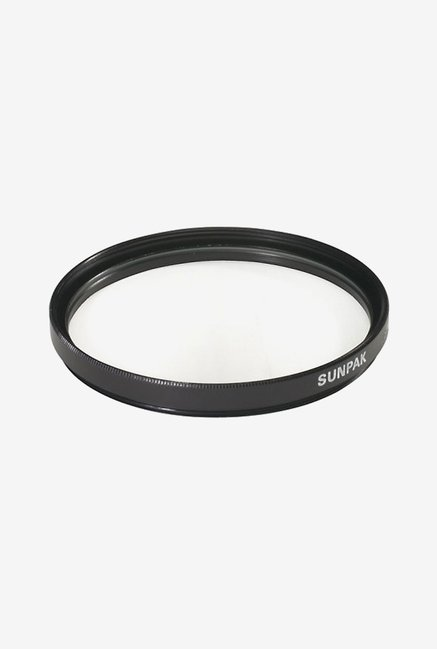 Sunpak Cf-7035-Uv 62Mm Ultra-Violet Filter (Black)