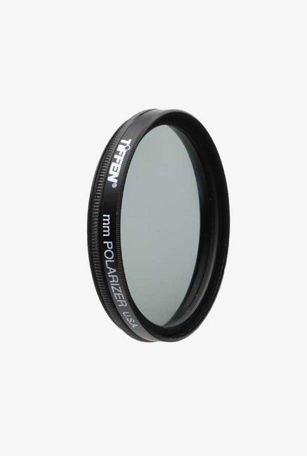 Tiffen 49POL 49mm Linear Polarizer Filter (Black)