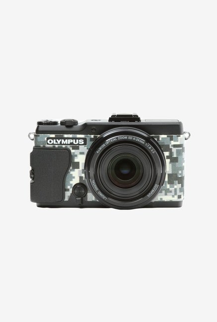 Japan hobby tool Olympus Stylus Camera Sticker (Camouflage)
