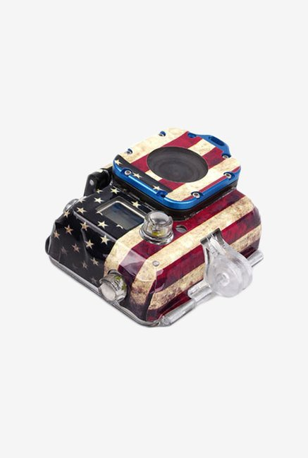 Neewer American Us Flag Sticker For Gopro Hd Hero 3 Housing