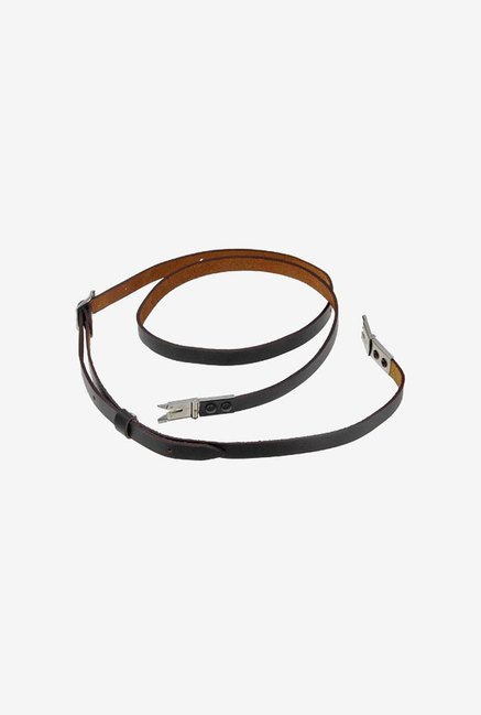 Fotodiox 11-leather-rollei-stp Flex Leather Neck Strap