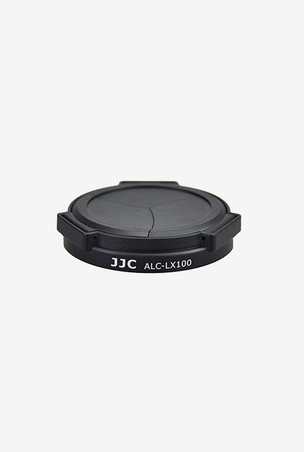 JJC ALC-LX100 Auto Open & Close Lens Cap (Black)