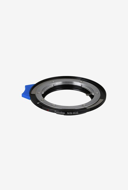 Fotodiox Lens Mount Adapter To Canon Eos Camera (Black)