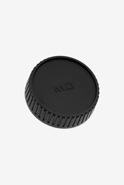 Fotodiox 10CAP-MD Rear Lens Cap (Black)