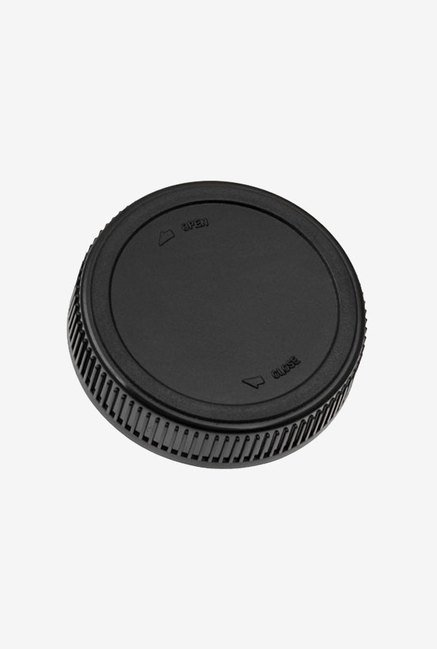 Fotodiox Rear Lens Cap for Olympus - Black