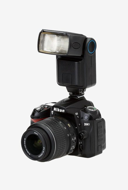 Neewer Electronic Mini Hot Shoe Flash Speedlight (Black)