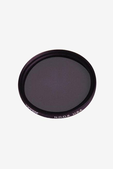 Tiffen 37ND6 37mm Neutral Density 0.6 Filter (Black)