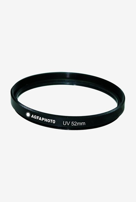 Zeikos APUVF52 52mm Multi Coated Ultra Violet Filter (Black)