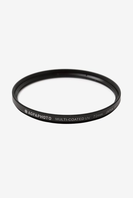 Zeikos APUVF72 72mm Multi Coated Ultra Violet Filter (Black)