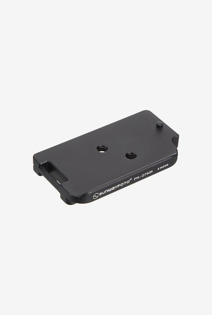Sunwayfoto Pn-D750R Qr Plate for Nikon D750 Camera