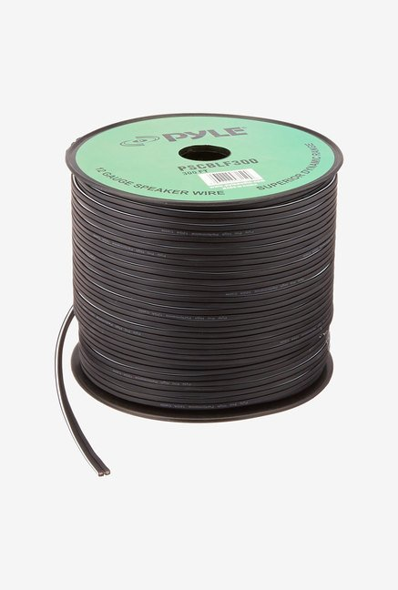 Pyle-Pro PSCBLF300 300 Feet 12 Awg Spool Speaker Cable