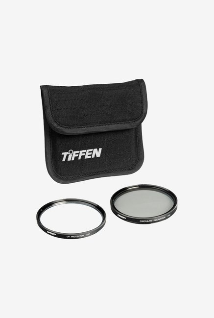Tiffen 67PTP 67mm Photo Twin Pack (UV and CPL)