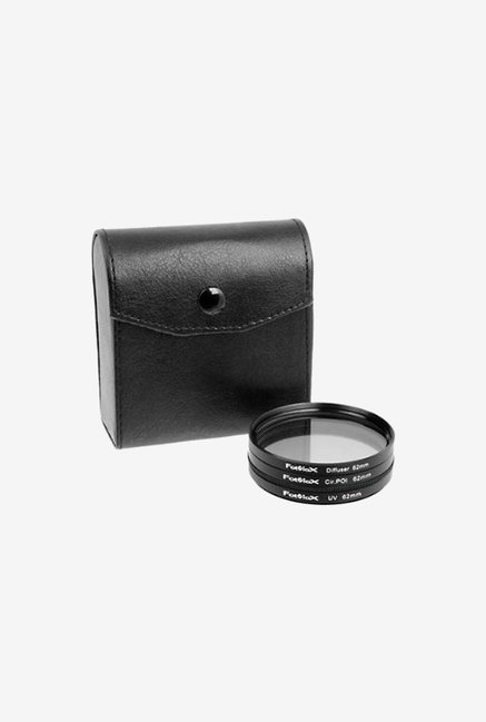 Fotodiox Filter Kit UV Circular Polarizer Soft Diffuser 62mm