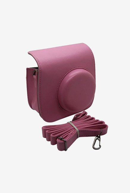 Buddicase Instax Mini 8 Instant Camera Accessory Set (Pink)