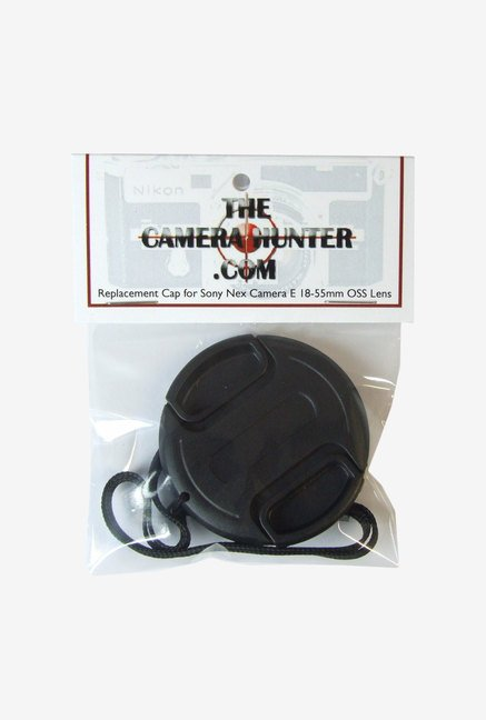 The Camera Hunter NEXCAP Lens Cap (Black)