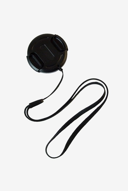 The Camera Hunter 34FCDLX 34mm Lens Cap (Black)