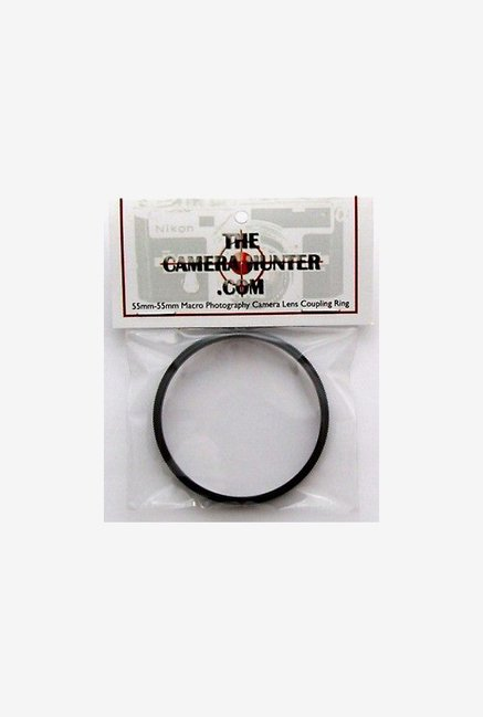 The Camera Hunter JU5858R Lens Coupling Ring (Black)