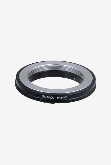 Fotodiox 07LAM42OM43 Lens Mount Adapter (Black/Silver)