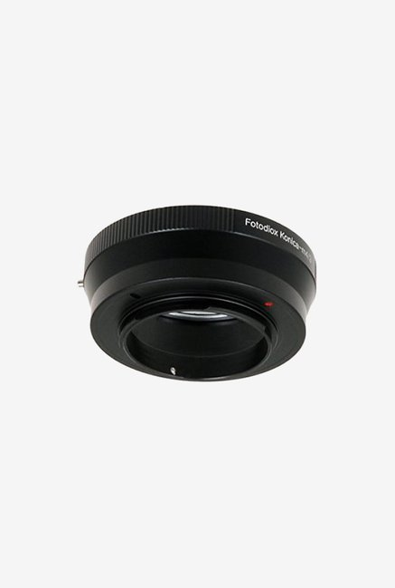 Fotodiox 10KNMICRO43 Lens Mount Adapter (Black)