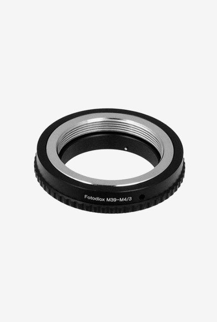 Fotodiox 10LA -M39 -M43S Lens Mount Adapter (Black)