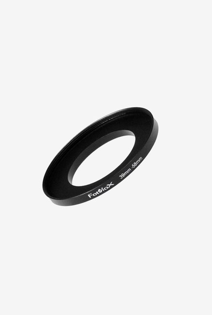 Fotodiox 04SR3958 39-58mm Metal Step-Up Ring (Black)