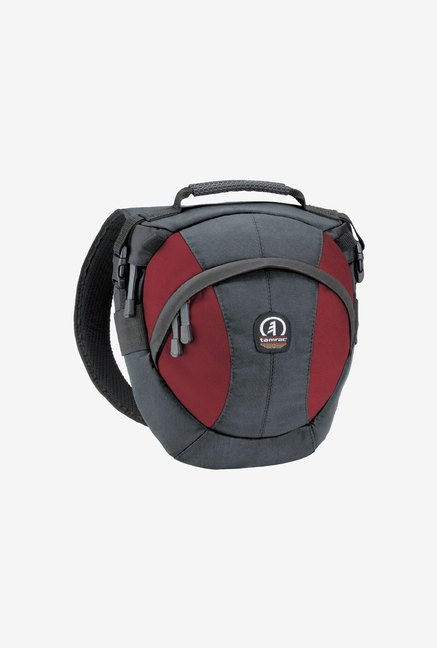 Tamrac Velocity 7X Photo Sling Pack (Grey/Burgundy)