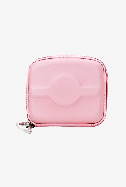 SumacLife CubeGPS35PNK Nylon Cube GPS Carrying Case (Pink)