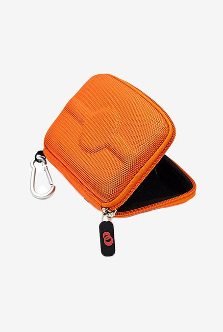 SumacLife CubeGPS43ORG Nylon Cube GPS Carrying Case (Orange)