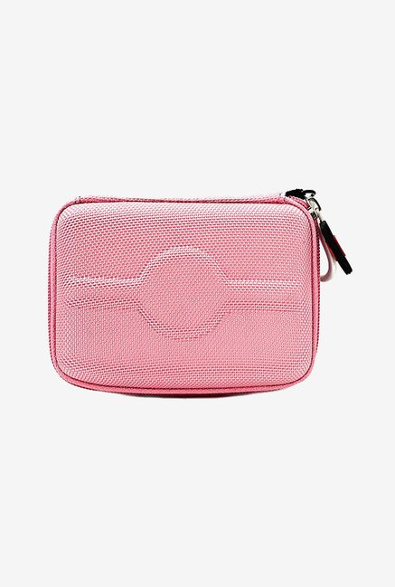 SumacLife CubeGPS43PNK Nylon Cube GPS Carrying Case (Pink)