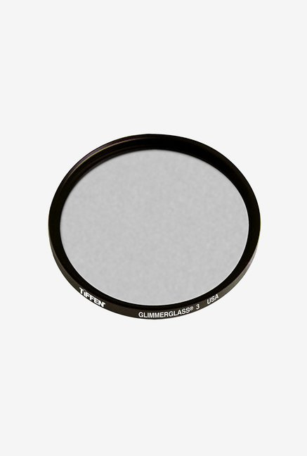 Tiffen 52GG3 52mm Glimmer Glass 3 Filter (Black)