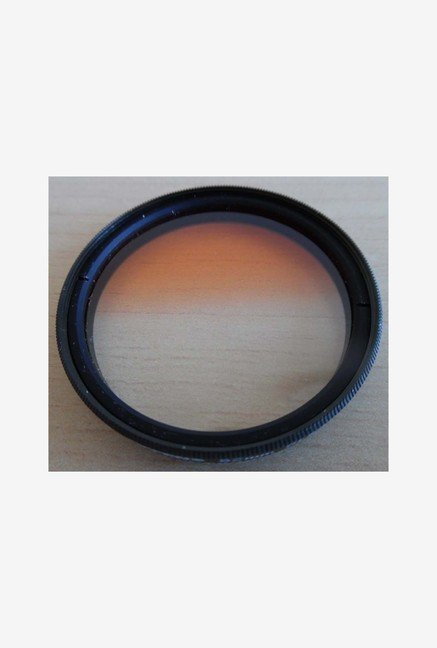 Tiffen 55SUN 55mm Color Graduated Sunrise Filter (Black)
