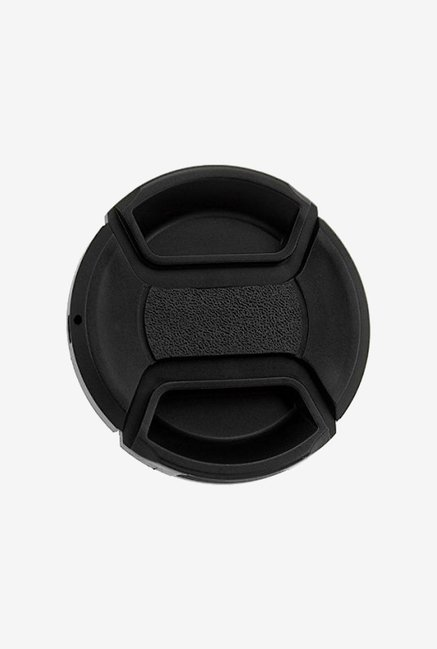 Fotodiox 49 mm Inner-Pinch Lens Cap (Black)