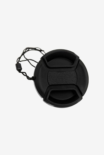 Fotodiox 52 mm Inner-Pinch Lens Cap (Black)