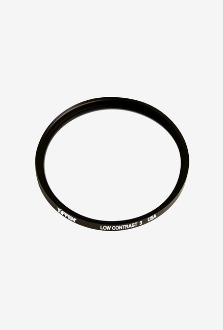 Tiffen 52LC3 52mm Low Contrast 3 Filter (Black)