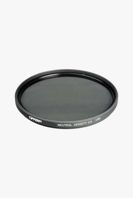 Tiffen 52ND6 52mm Neutral Density 0.6 Filter (Black)
