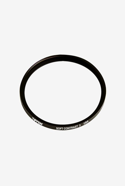 Tiffen 62SC3 62mm Soft Contrast 3 Filter (Black)