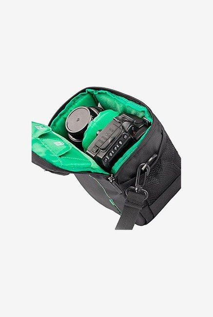 rivacase DSLR Camera Shoulder Bag (Black)