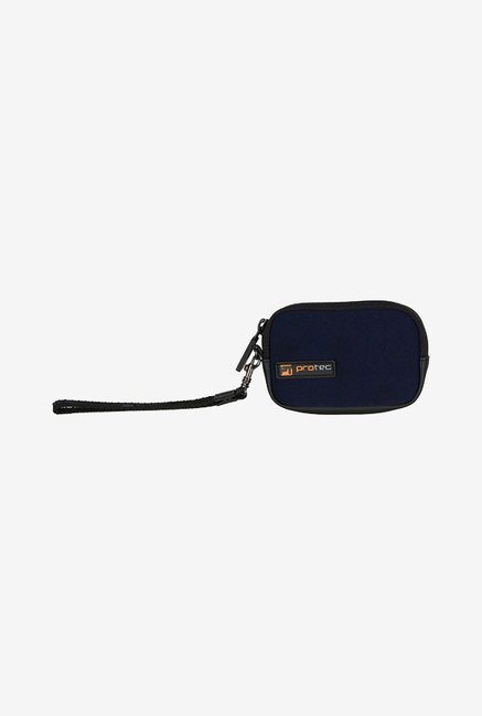 Pro Tec A750BX Small Padded Neoprene Pouch (Navy Blue)