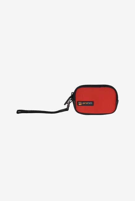 Pro Tec A750RX Small Padded Neoprene Pouch (Red)