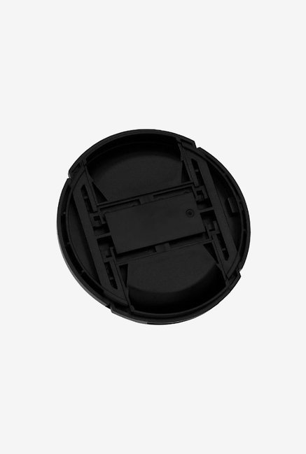 Fotodiox 77Mm Inner-Pinch Lens Cap with Cap Keeper (Black)